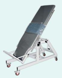 เตียงฝึกยืน  แบบใช้มือหมุน ขนาดผู้ใหญ่ VS7001